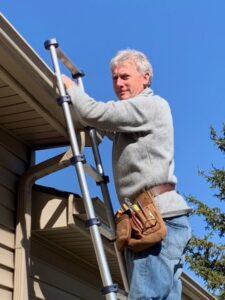 Roofing Contractor Robert Jenkins - A Jenkins Inc