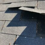 Wind Damage - Exposed Underlayment - A Jenkins Inc