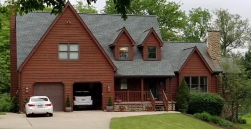 Hinckley Roofing Contractors - Mattingly Drive - A Jenkins Inc - Hinckley Ohio